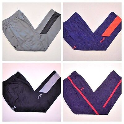 Boys UNDER ARMOUR Medium weight Pants All Sizes--Click SIZE for list