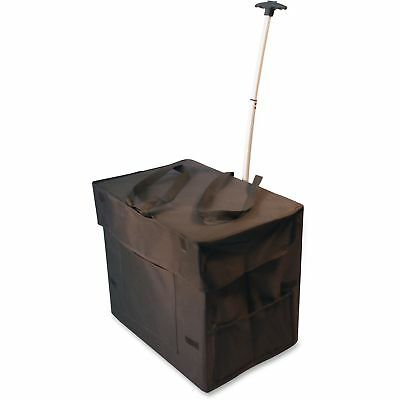 "dbest products Wide Load Smart Cart 2""x19""x22"" Black 01028"