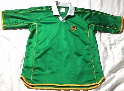 Donegal Celtic Football & Soccer Club Jersey - NIFL Premier -RARE- 33/34 - Small