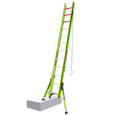 Little Giant 17224 24-Foot Type IAA HyperLite SumoStance Extension Ladder