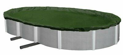 Winter Pool Cover Above Ground 12X28 Ft Oval Arctic Armor 12 Yr Warranty