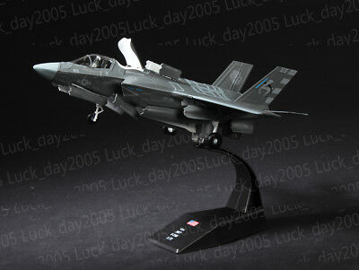 Amer Com US NAVY Lockheed Martin F-35B Lightning Fighter 2017 1/72 Diecast Model
