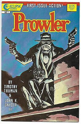 Prowler Lot #1 #2 #3 #4 Revenge Of The Prowler #1 #2 #3 #4 Airboy White Zombie
