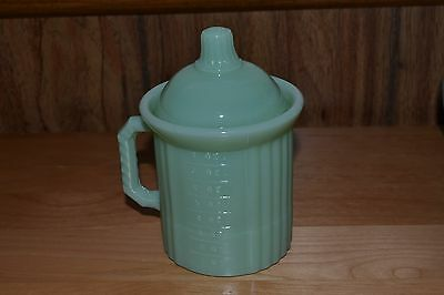 MosserJade Measuring Jar with Lid