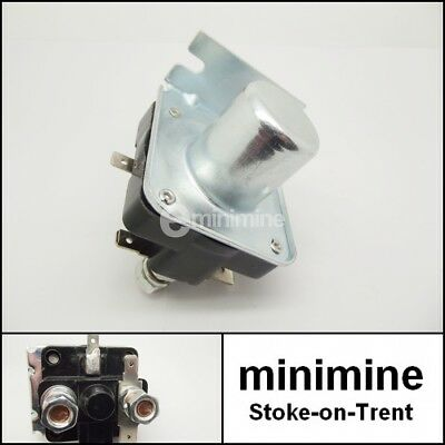 Classic Mini Starter Solenoid 13H5952 3 Terminal pin austin leyland mg jag S
