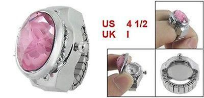 Finger Watch Ring Watch Womens Lady Analog Quartz atch Luxury Jewellery 2016 NEW