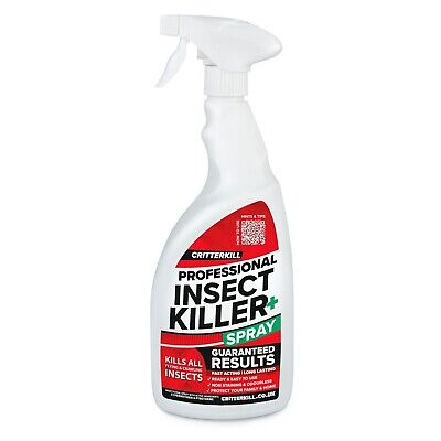 Strong Insect Killer Spray Aerosol Flying Crawling Pest Insecticide Home Use 1L