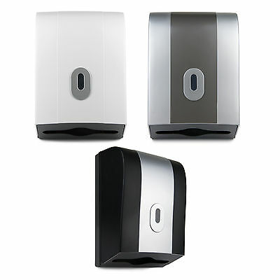 Paper Towel Dispenser Wall Mounted Tissue Dispensers Toilet Bathroom C Z Fold