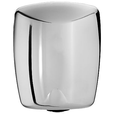 Hand Dryer Chrome Fast Electric Automatic Warm Air Drier Commercial High Speed