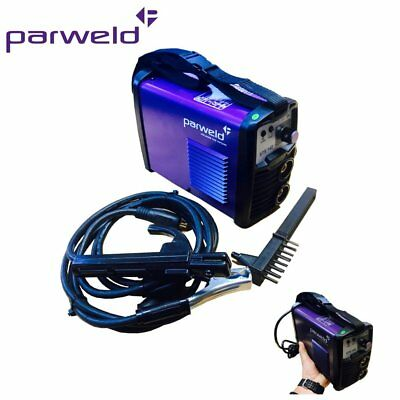 Parweld XTS 142 MMA Inverter Arc Welder with Tig function Small Compact Powerful