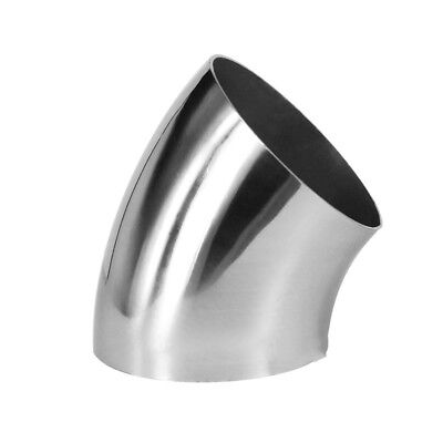 1.5'' Sanitary Weld Elbow 45 degree stainless steel ss304