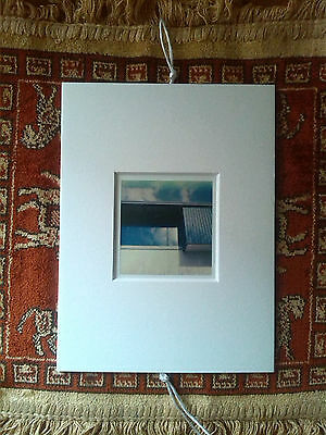 16 pieces of Modern Urban Architecture Project  Polaroid of Ivan Mazzocco