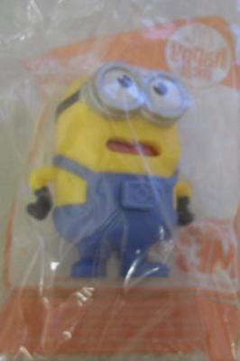 Mcdonald's Happy Meal Despicable ME 3 Toy-TONGUE MINION-New In Sealed Packet