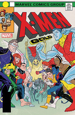 X-Men Gold #13 (2017) 1St Printing:caldwell Lenticular Variant Cover Legacy