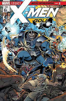 X-Men Gold #13 (2017) 1St Printing Bagged & Boarded Marvel Legacy Tie-In