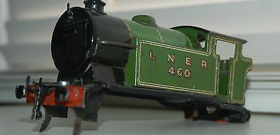 Hornby Series O Gauge Electric Type 101 Body Tank In Lner Green Livery
