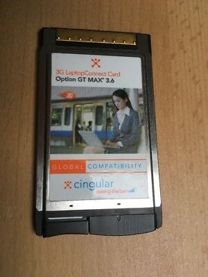 Option GT MAX 3.6 UMTS 3G HSDPA (GX0202)