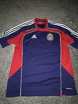 Club Deportivo Chivas USA Training Shirt 2009/10 Large Rare