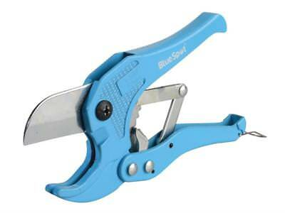 BlueSpot Tools B/S09311 Ratchet PVC Pipe Cutter 42mm FREE POST