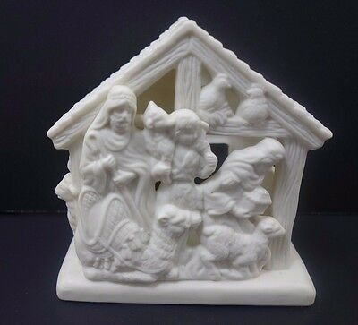 Partylite O Little Town Shepherds Candle Holder Retired P7313