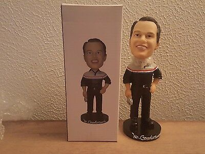 RARE 2003 Promo GM Mr. Goodwrench Bobblehead Mechanic