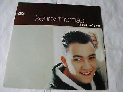 """Kenny Thomas -  Best Of You - Cooltempo 7"""""""