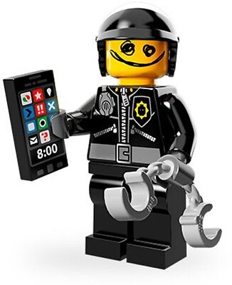 LEGO Minifigures The LEGO Movie Scribble Face Bad Cop