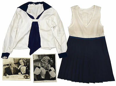 Shirley Temple Worn Outfit From Little Miss Broadway