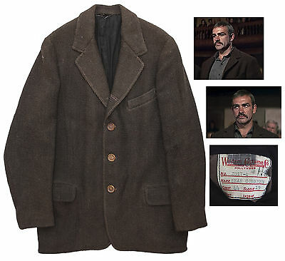 Sean Connery Screen-Worn Jacket From Molly Maguires