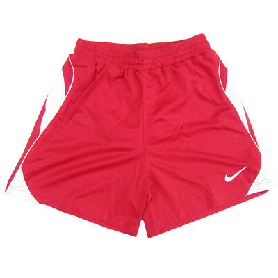 Nike Boys Red Shorts Ages 10-12Y / 12-13Y or 13-15 Years