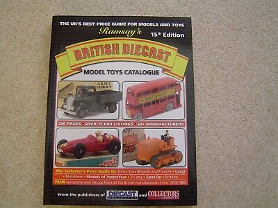 Latest 15Th Ramsay Diecast Book Dinky Corgi Matchbox Other Makes Toy Price Guide