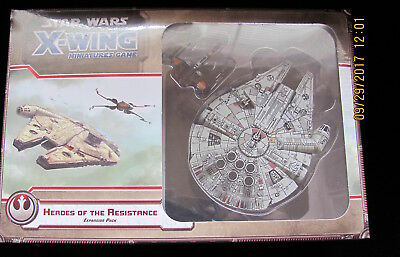 X-Wing Heros of the Resistance Expansion pack. Factory sealed un opened