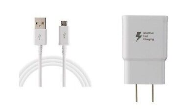 Fast Adaptive Wall Charger With MICRO USB For Samsung Galaxy S7,NOTE 5,S7 Edge
