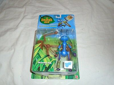 New In Package Bug's Life Warrior Flick
