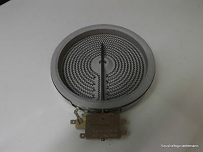Privileg 60209 Radiant Heating Elements Cooktop Cooking Zone 10.54111.044