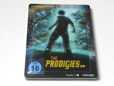 The Prodigies 3D * Blu Ray * Steelbook