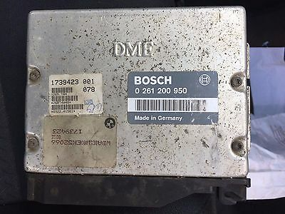 BMW M42 M42B18 ECU DME (NON-EWS) BMW E36 318is 0261200950 Bosch Motronic M1.7