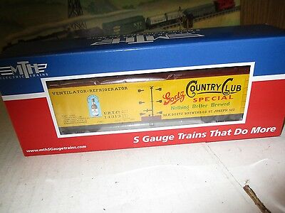 MTH 35-78010 Country Club reefer (10-21-16 #1)