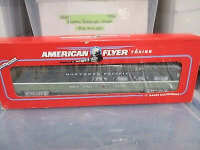 American Flyer LTI 6-48934 Northern Pacific Diner (11-23-16) New in Box