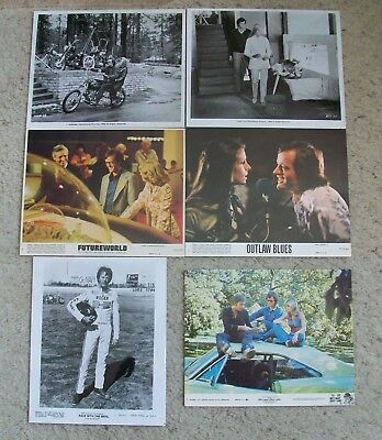 6 Peter Fonda Movie Stills Race With The Devil Dirty Mary Crazy Larry Futureworl