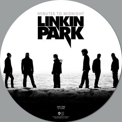 Linkin Park - Minutes To Midnight - New Picture Disc Lp