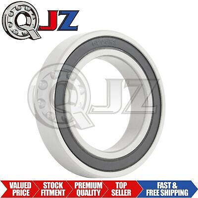 5PCS 6906-2RS 6906RS Deep Groove Rubber Shielded Ball Bearing 30mm*47mm*9mm