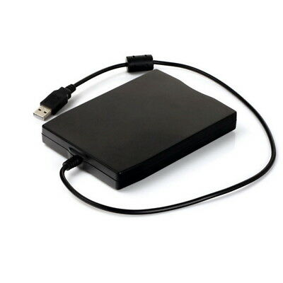 1.44Mb 3.5inch USB External Portable Floppy Disk Drive Diskette FDD for Laptop Y