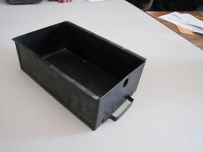 """Coin Box - 10"""" x 6"""" x 3 ½"""" for Coin Operated Machine"""
