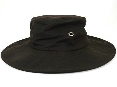 Wax Hat Oilskin Hat TRAIL RIDING waxhut Rain Hat Weather Hat Slouch