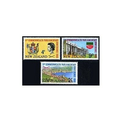 New Zealand 375-377,MNH.Michel 446-448. Commonwealth Parliamentary,1965.QEII,
