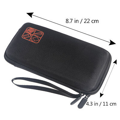 Protective Travel Carrying Hard Case Bag for Graphing Calculator TI-83 Plus