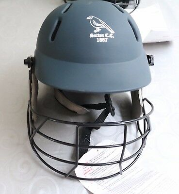 Brand New Men Cricket Batting Helmet FK Size X Small - Light weight