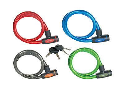 Master Lock MLK8228E Mixed Color Keyed Armoured Cable 1m x 18mm FREE POST