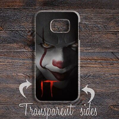 Inspired By Stephen King It Clown Pennywise Phone Case Cover For Samsung Models